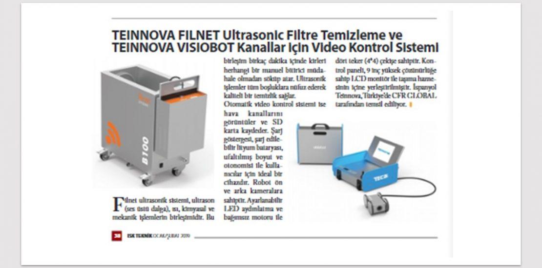 ISK Teknik Dergisi